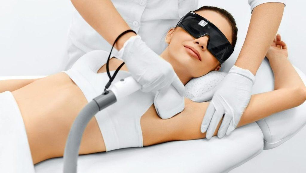 epilazione laser al diodo alba