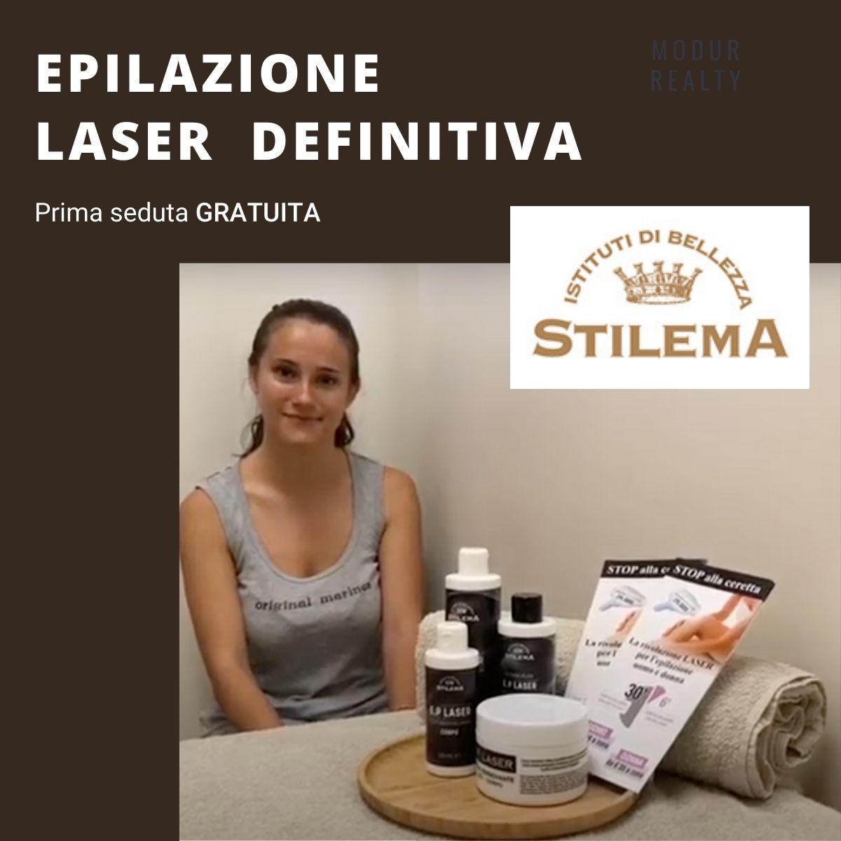 epilazione laser definitiva alba